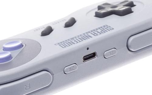Controles sem fio do Super Nintendo (SNES) para Switch já estão à venda