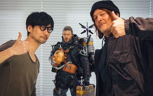 Kojima diz que Death Stranding é muito mais do que caminhar em um mundo aberto