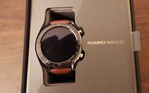Imagens reais do Huawei Watch GT2 surgem na véspera do lançamento