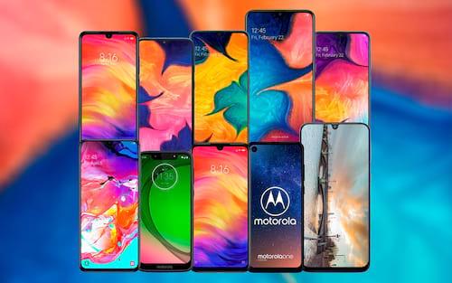 Top 10: Smartphones mais buscados do mês de agosto