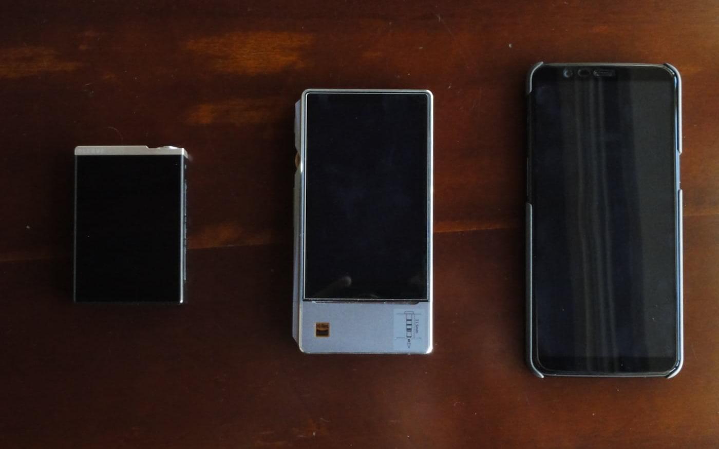 Smartphone Vs Digital Áudio Players (DAPs) [básico sobre fones]