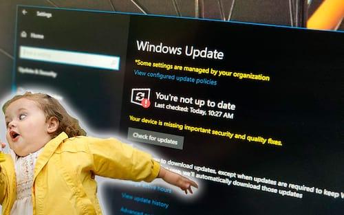 Déjà vu! Windows 10 tem problemas de desempenho novamente após atualização