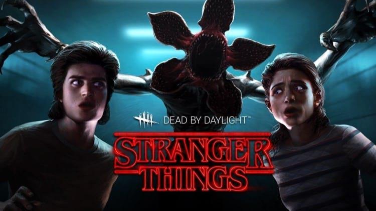 Imagem de trailer do crossover de Dead by Daylight no YouTube