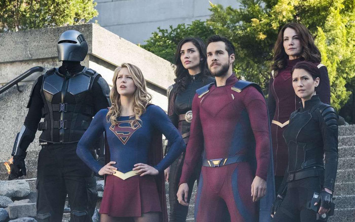 Quarta temporada de Supergirl estreia na Netflix