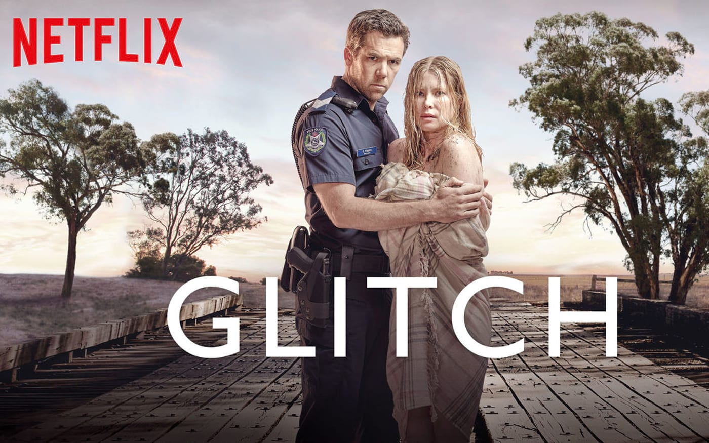 Glitch já tem data de estreia na Netflix