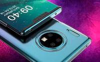 Série Huawei Mate 30 tem cores reveladas