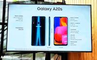 Samsung Galaxy A20S tem suas especificações confirmadas em vazamento