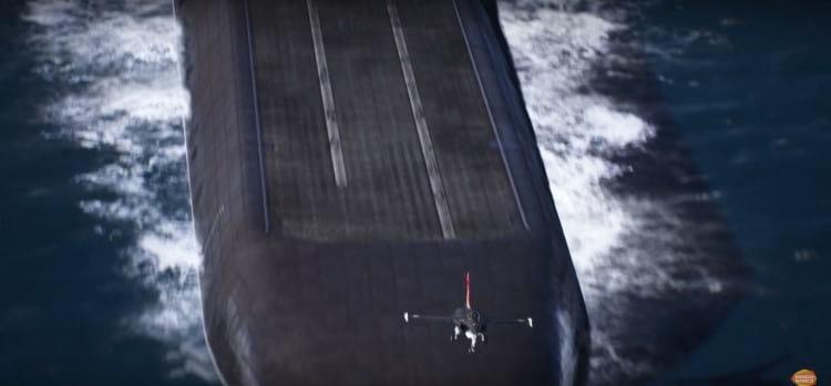 Ace Combat 7: Skies Unknown. Fonte: Bandai Namco Brasil (YouTube)
