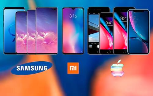 Top 10: Smartphones para se comprar acima de R$2.000