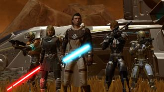 Star Wars: The Old Republic para Windows