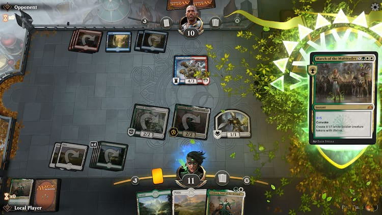 Magic: The Gathering Arena para Windows