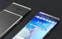 Patente da Samsung mostra smartphone com tela que se estende. Seria esse o Galaxy S11?