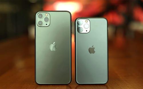 iPhone 11 Pro Max tem 23% mais bateria que o 11 Pro