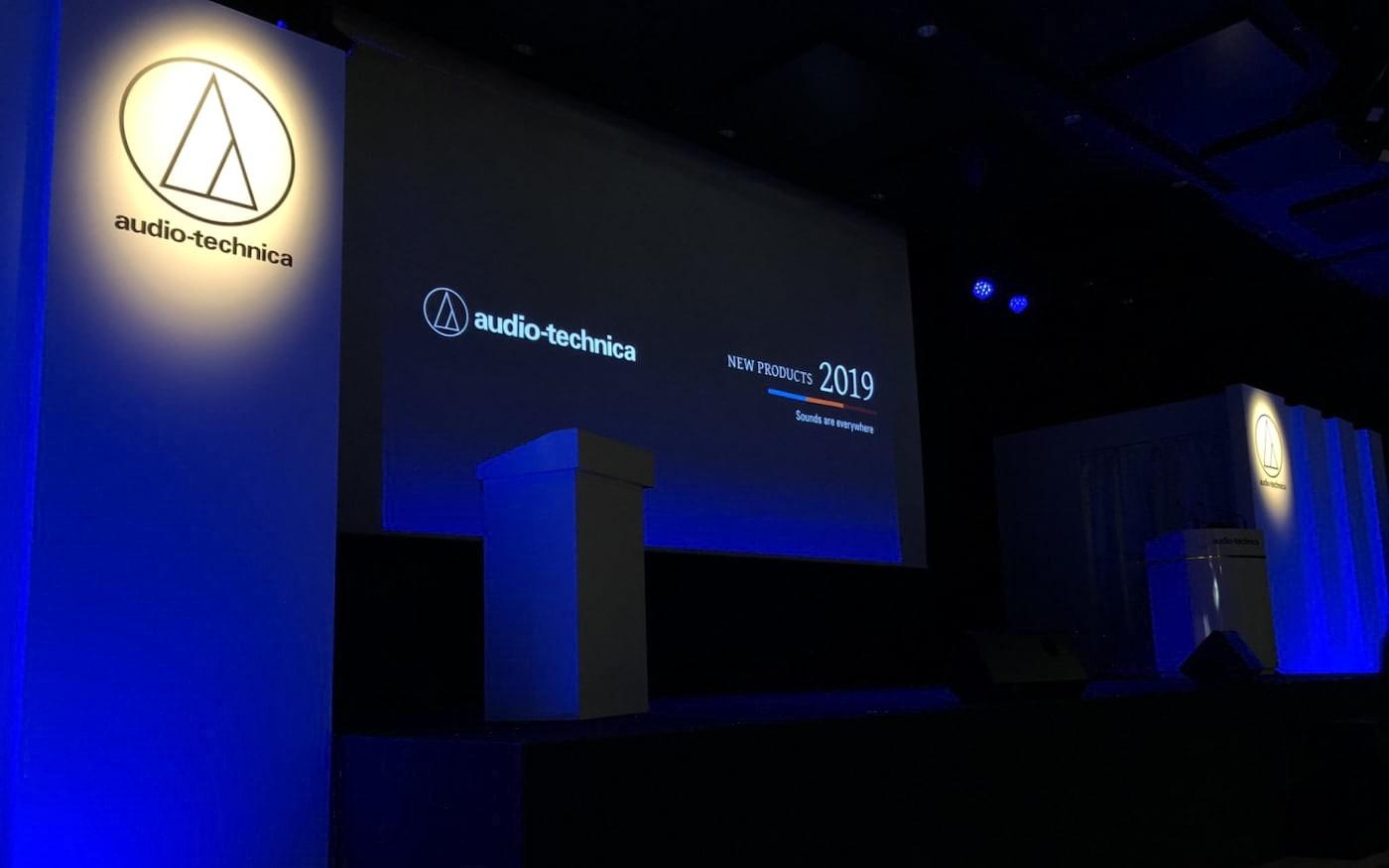 Audio Technica anuncia novos fones de ouvido para outubro e novembro