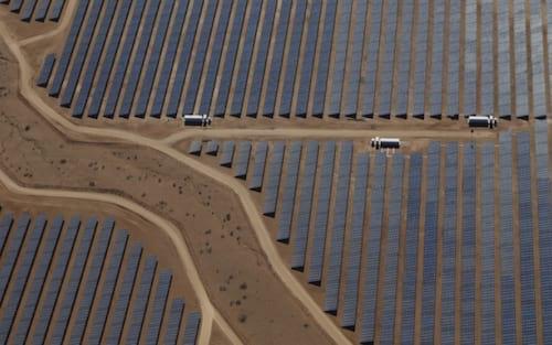 Google anuncia investimento de US$2 bilhões em energia renovável