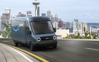 Amazon realiza pedido 100.000 vans elétricas