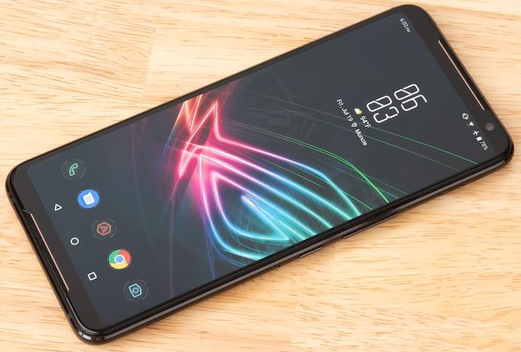 Asus ROG Phone II display - rog.asus
