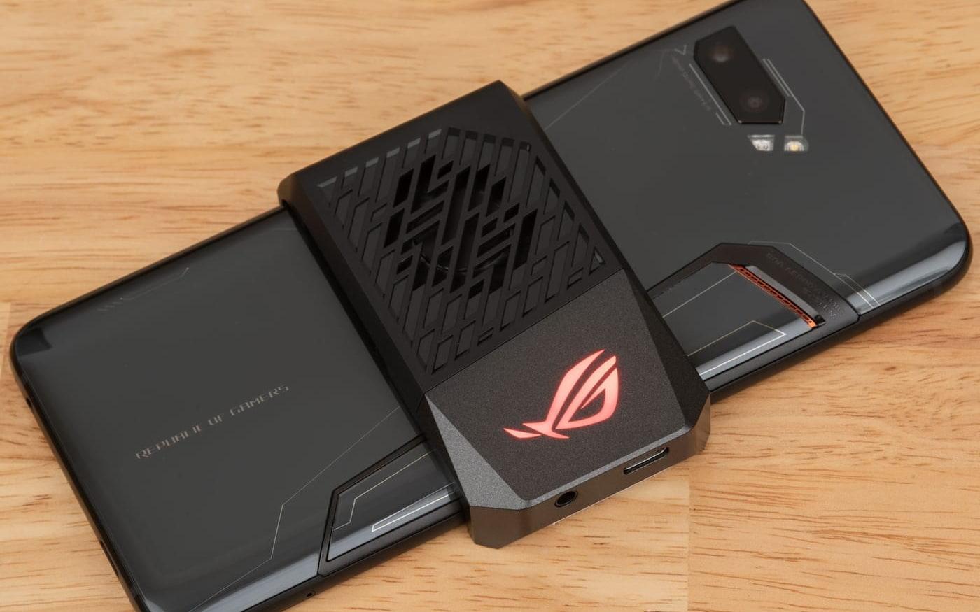 Asus ROG Phone II chega a Índia com display pioneiro