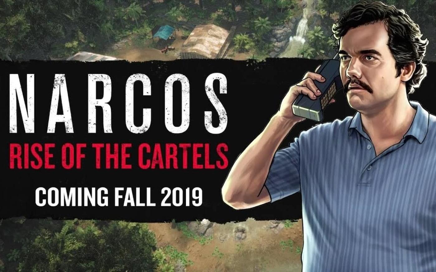 [Narcos: Rise of The Cartels] Jogo baseado na série da Netflix ganha novos trailers