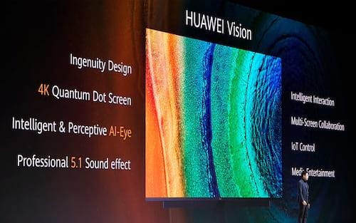 Honor Vision a SmartTV da Huawei que está trazendo o HarmonyOS para Europa