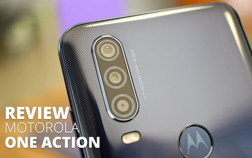 Review Motorola One Action: Um celular para substituir a GOPRO?