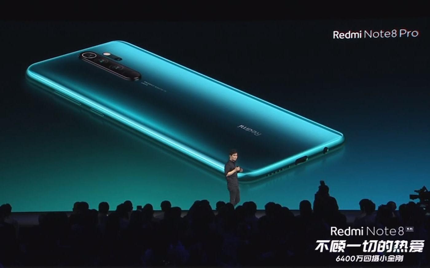 Veja as primeiras impressões sobre o Redmi Note 8 Pro