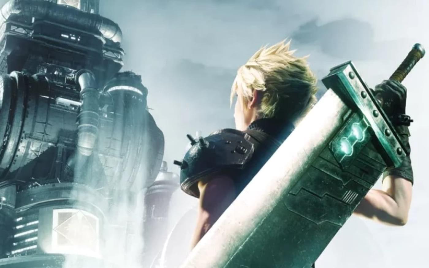 [Final Fantasy VII Remake] Jogo tem arte da capa revelada e ganha novo trailer