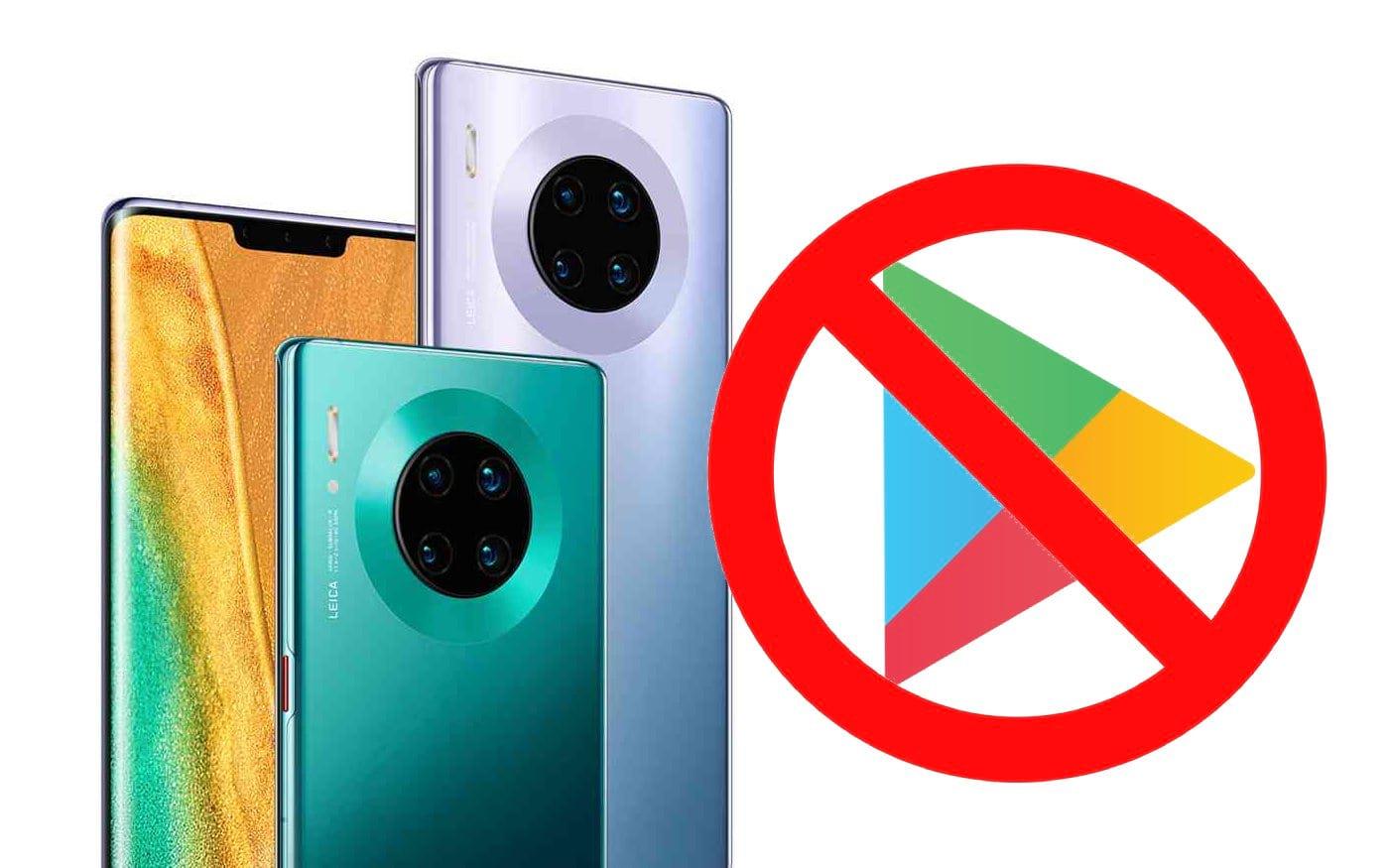 Huawei Mate 30 sem Play Store: Como isso vai funcionar?