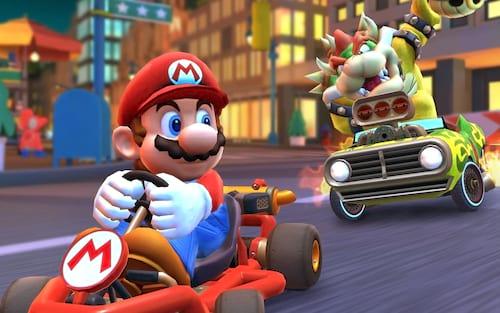 [Análise] Mario Kart Tour já está disponível para iOS e Android