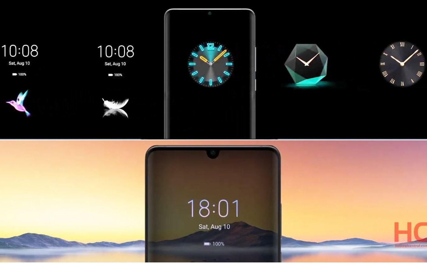 EMUI 10 chega a 8 dispositivos Huawei e Honor na versão beta
