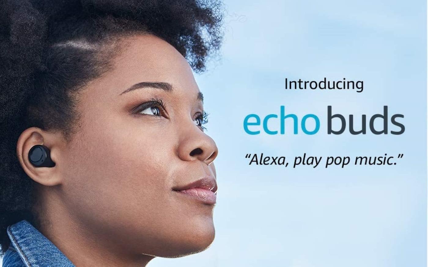 Amazon anuncia fones in-ear Bluetooth True Wireless de fabricação própria - Conheça os Echo Buds!