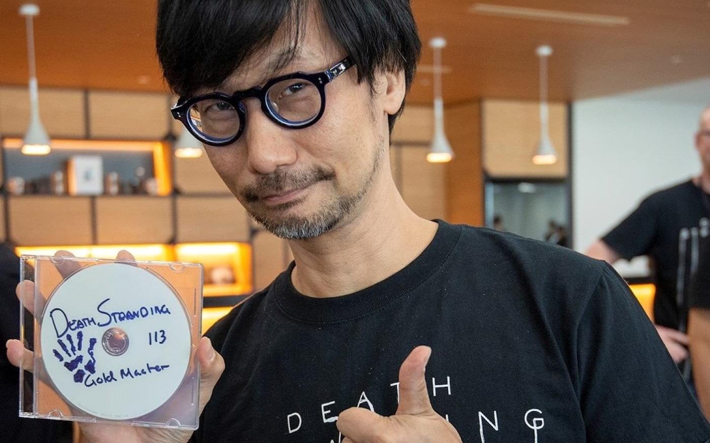 Kojima Productions anuncia que Death Stranding está completo e pronto para produção!