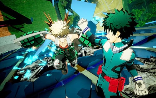 Bandai Namco anuncia My Hero Academia Ones Justice 2