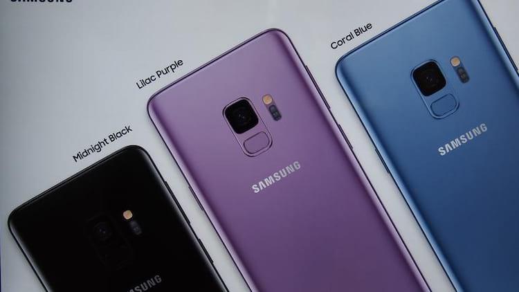 Samsung Galaxy S9 - Cores
