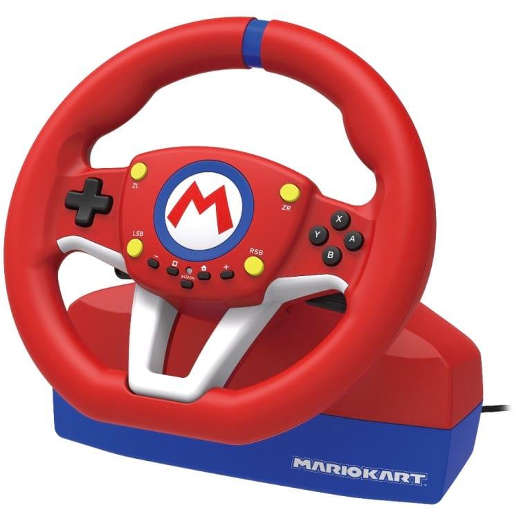 Volante padrão do Mario Kart. Fonte: nintendoeverything