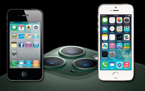 iPhones em 2020 poderão utilizar design semelhante ao iPhone 4