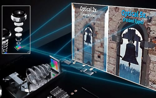 Samsung Galaxy S11 trará sensor ISOCell HMX de 108 megapixels e zoom óptico de 5x