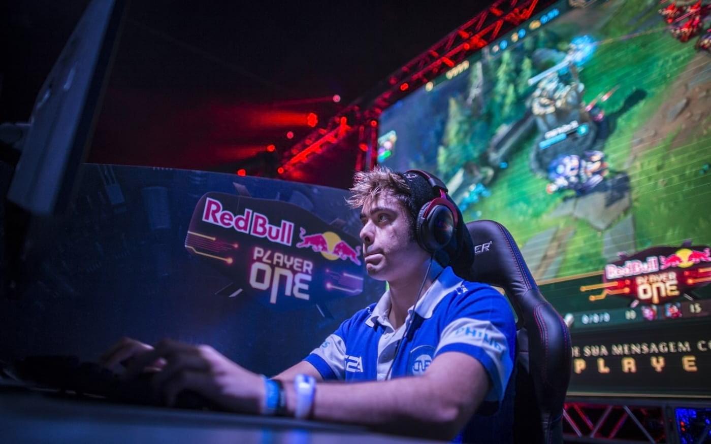 Final do torneio de League of Legends (LoL) Red Bull Player One acontece neste final de semana