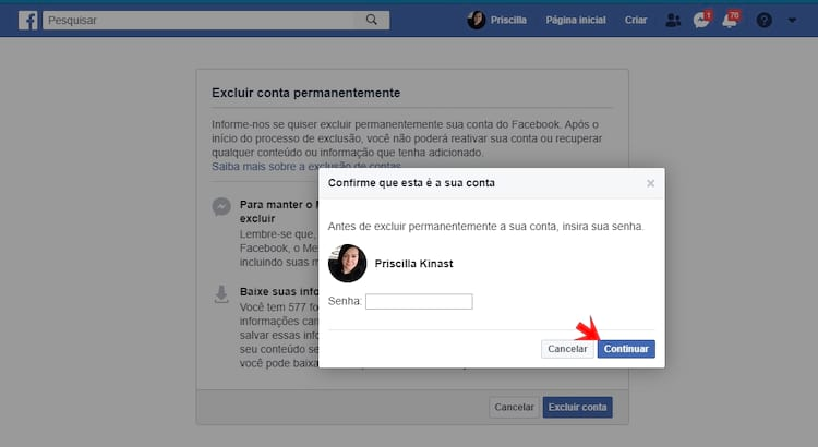 Como Excluir O Facebook Definitivamente