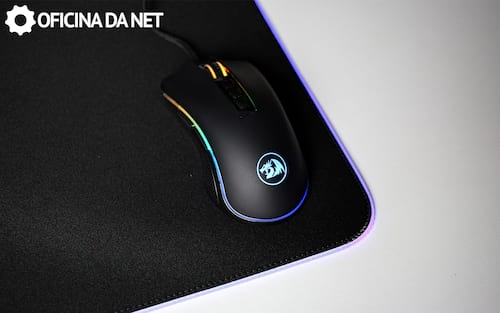 Review Redragon King Cobra, mouse High-End com baixo preço
