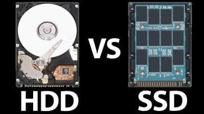 Qual a diferen�a entre HD e SSD?