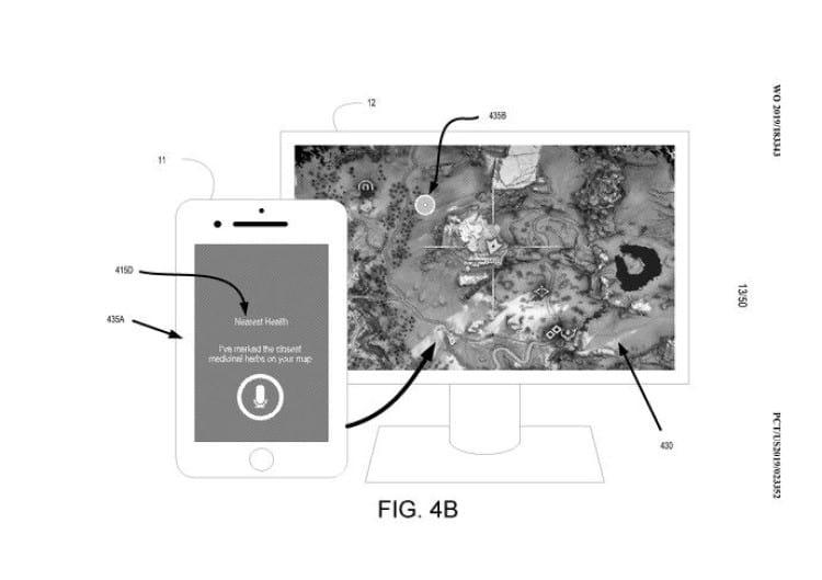 Imagem do registro da patente do Playstation Assist. Fonte: @ZhugeEX (Twitter)