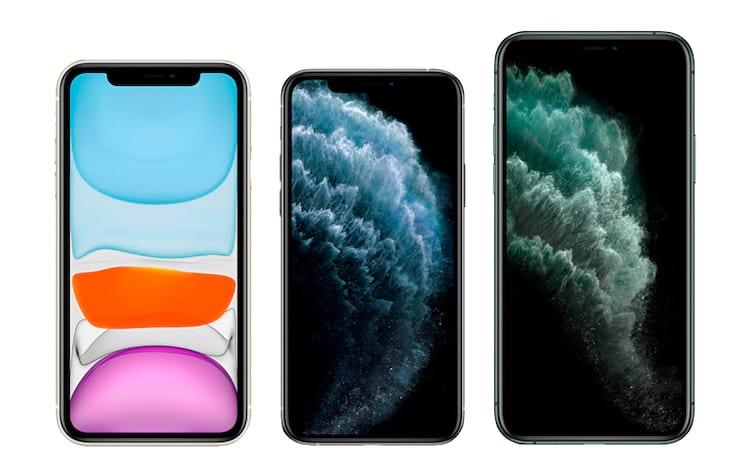 iPhones 11, 11 Pro e 11 Pro Max possuem tecnologia que acelera às conexões 4G existentes