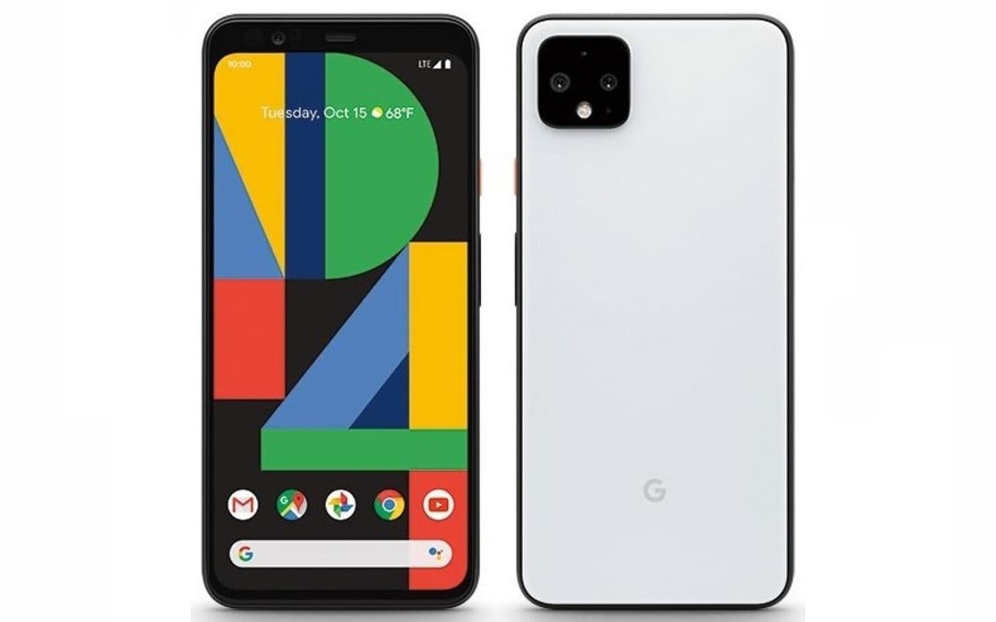 O Google Pixel 4 XL terá uma versão em preto e branco