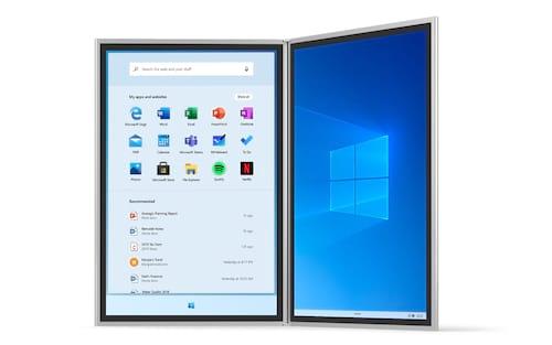 Microsoft Windows 10X: Sistema chega junto com o novo Surface Neo, de tela dupla