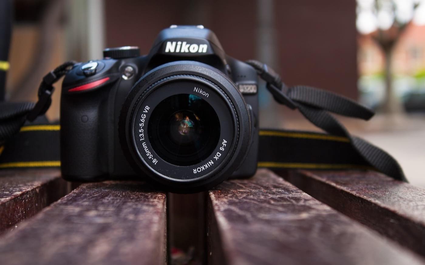 O que é câmera DSLR?