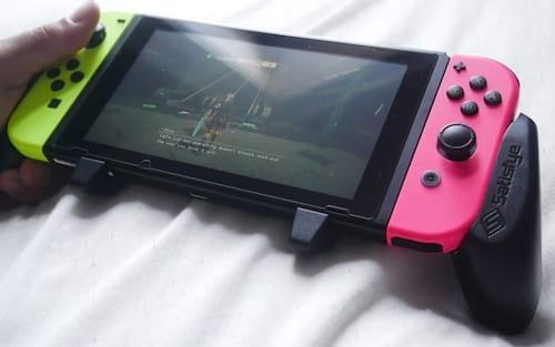 Melhore a pegada nos Joy-Cons do Nintendo Switch, conheça o SwitchGrip Pro 2