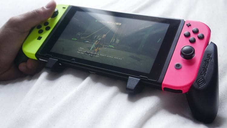 SwitchGrip Pro 2. Fonte: nintendoenthusiast