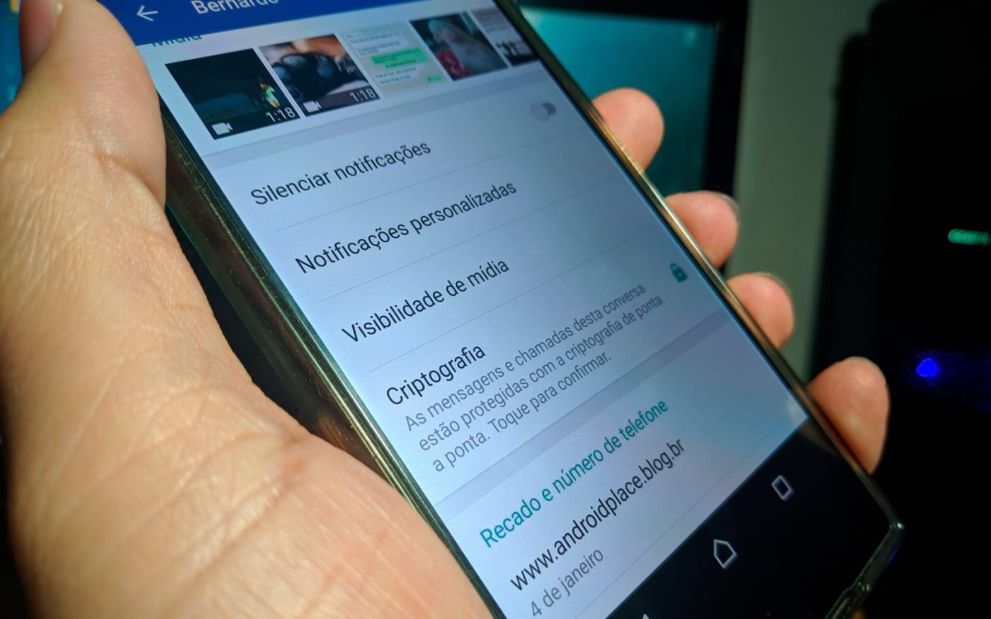Departamento de Justiça americano pressiona Facebook sobre a criptografia de mensagens