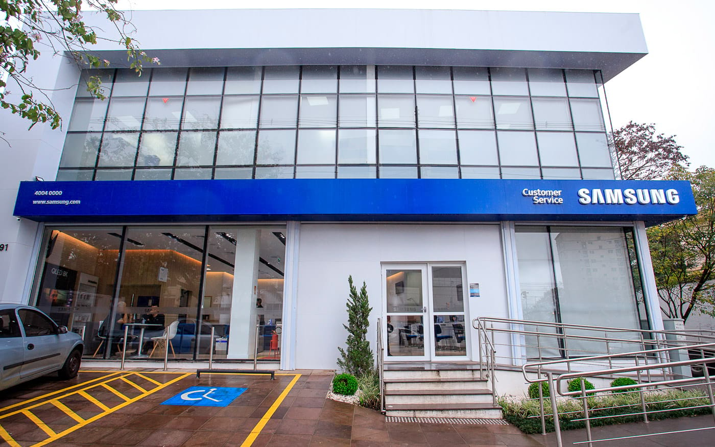 Samsung inaugura Centro de Serviços em Porto Alegre
